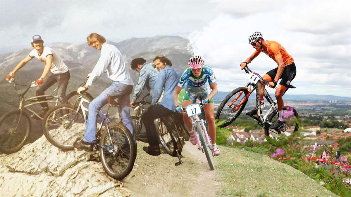 Il romanzo della Mountain Bike