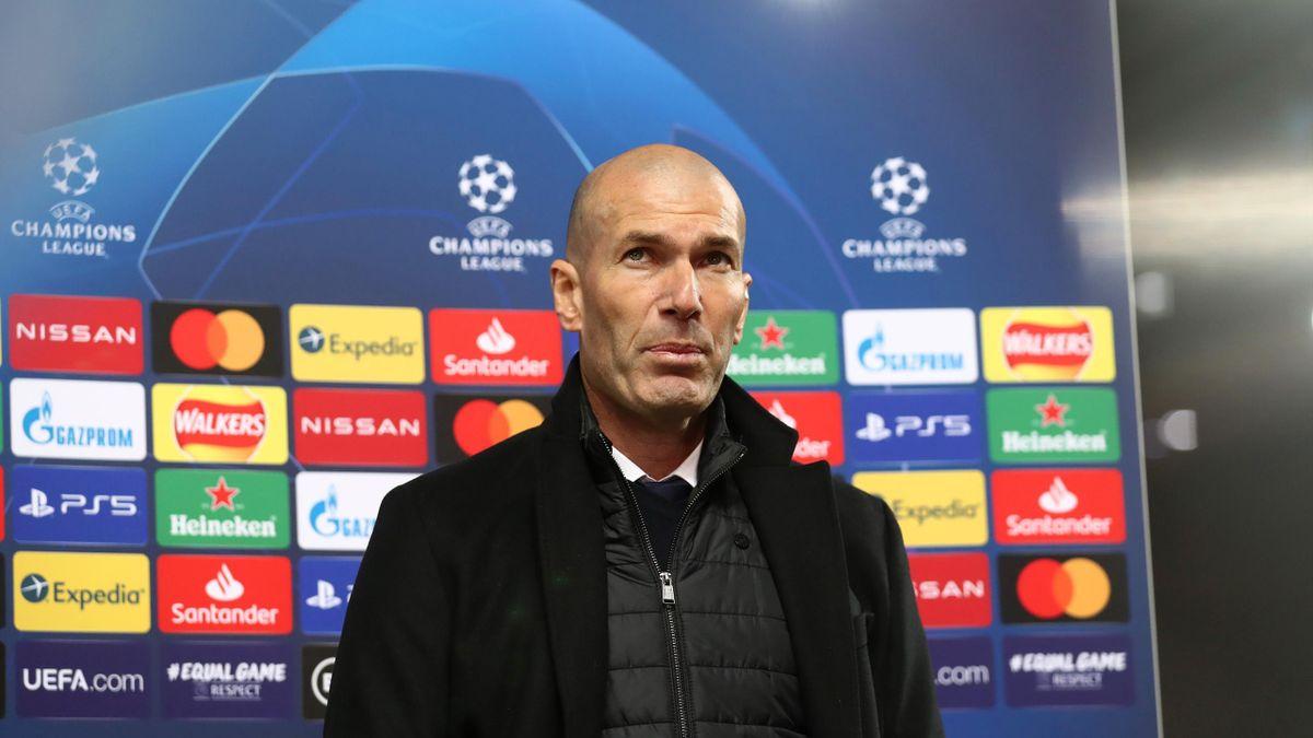 """Zidane, orgulloso pase lo que pase: """"Me quito el sombrero"""""""