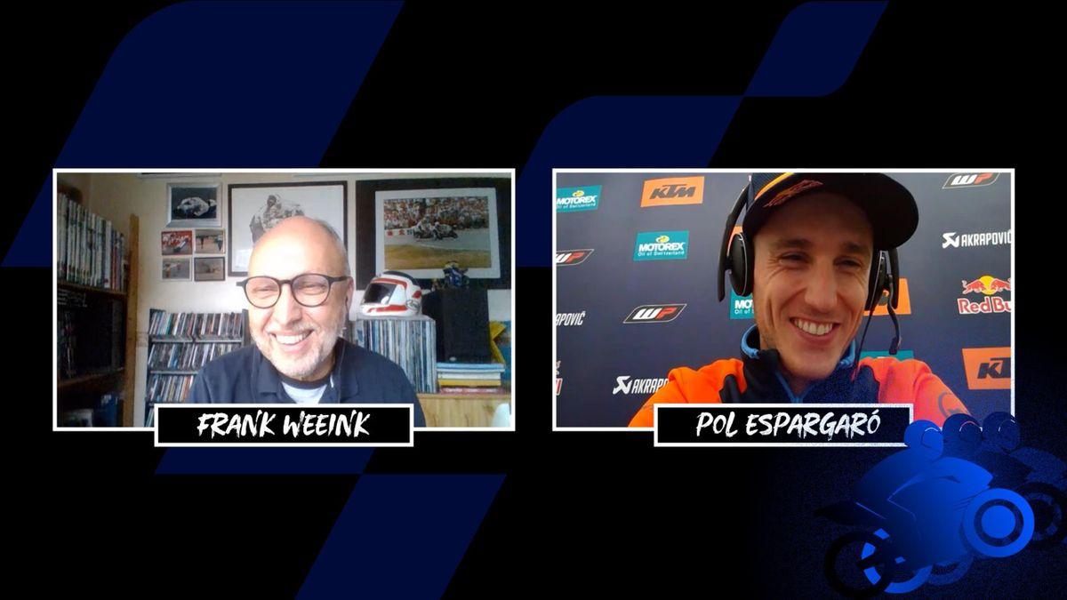 Interview Pol Espargaro