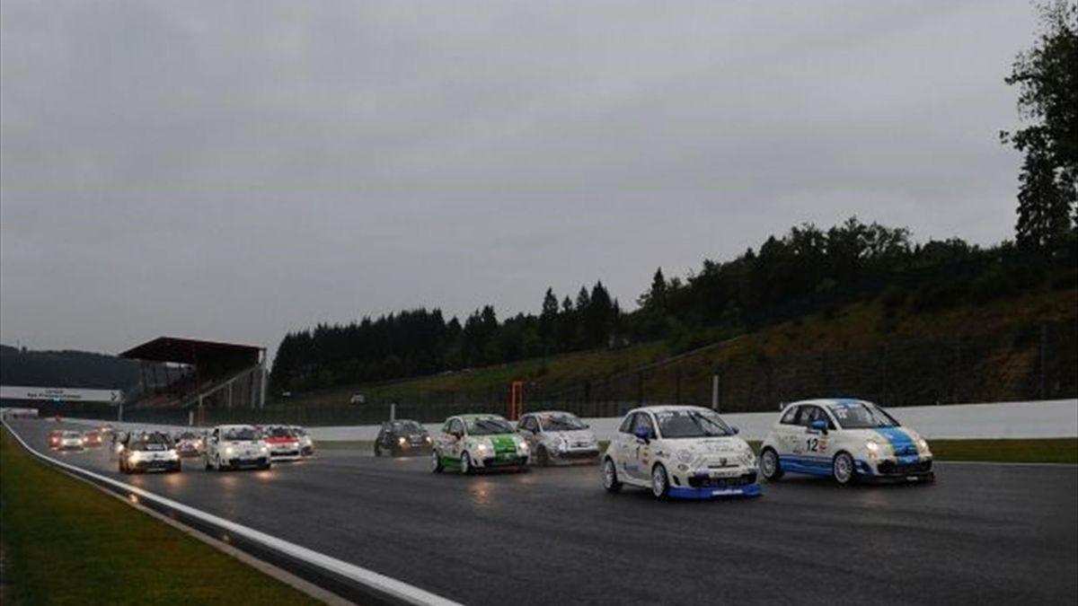 El Trofeo Abarth Selenia Europa llega a Spa-Francorchamps (abarthpress.com)