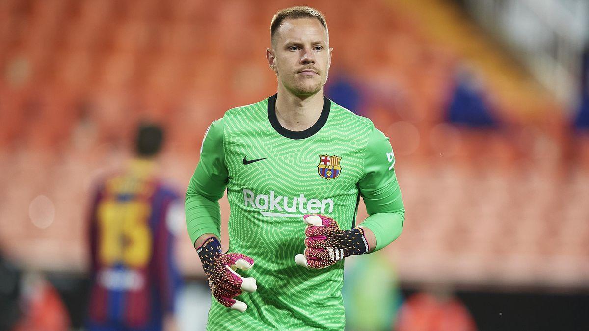 Marc-André ter Stegen kam Barcelona bei seiner Vertragsverlängerung entgegen