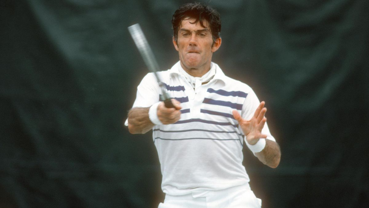 Ken Rosewall și prima finală de Grand Slam câștigată în Era Open