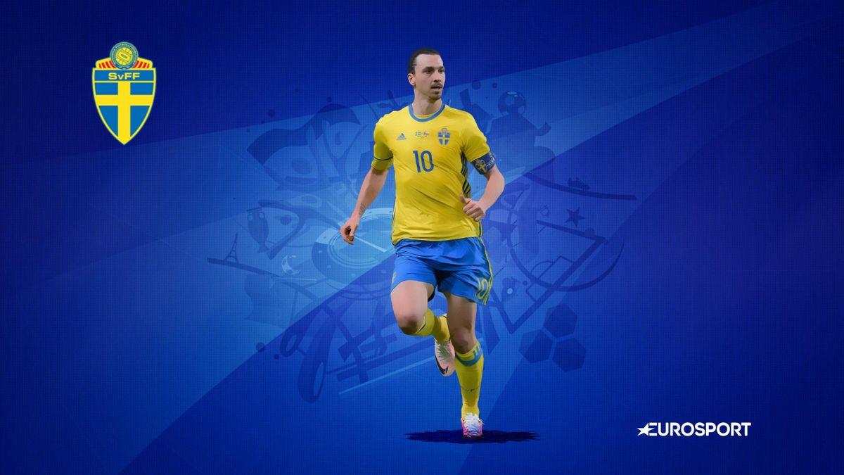 Sweden Euro 2016 graphic