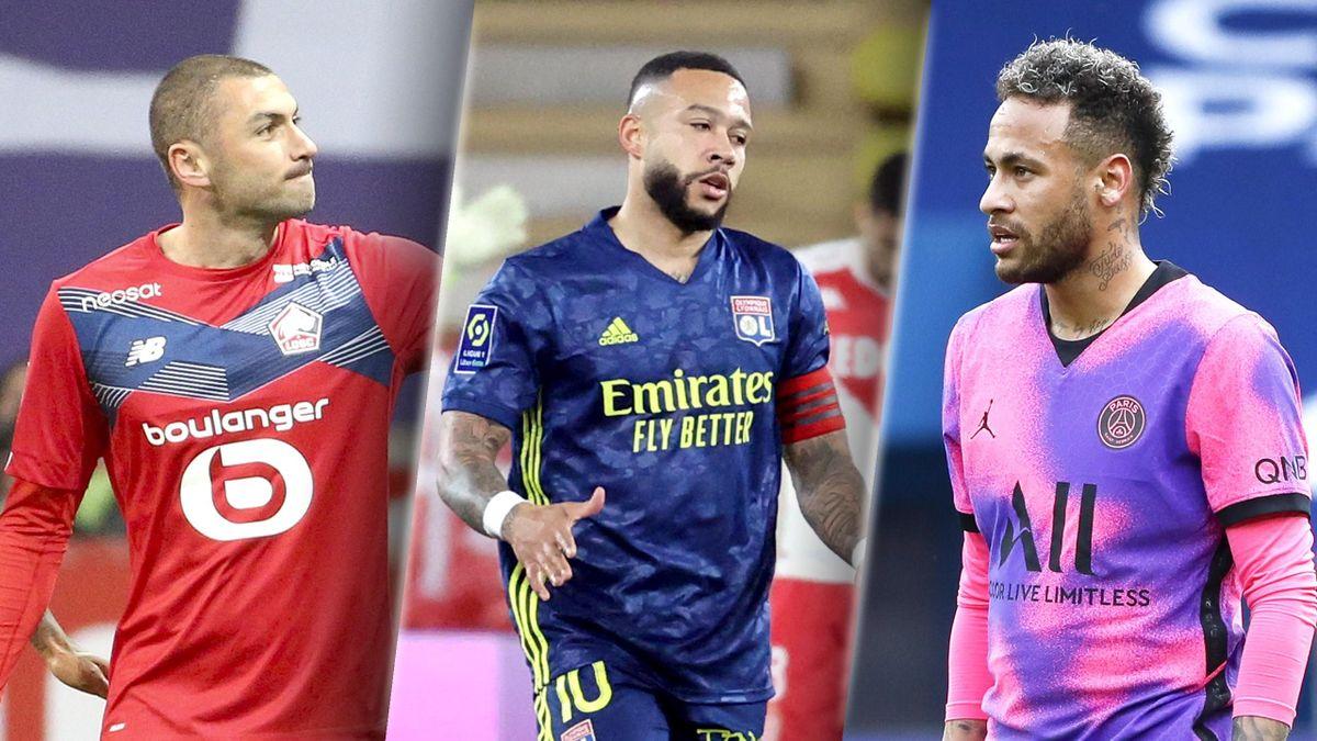 Votez pour le meilleur joueur de la 35e journée de Ligue 1