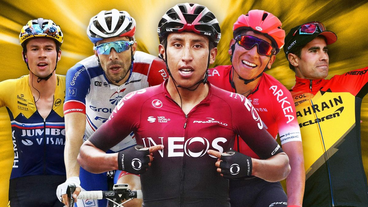 Bernal, Pinot, Roglic, Quintana, Landa : Les favoris du Tour