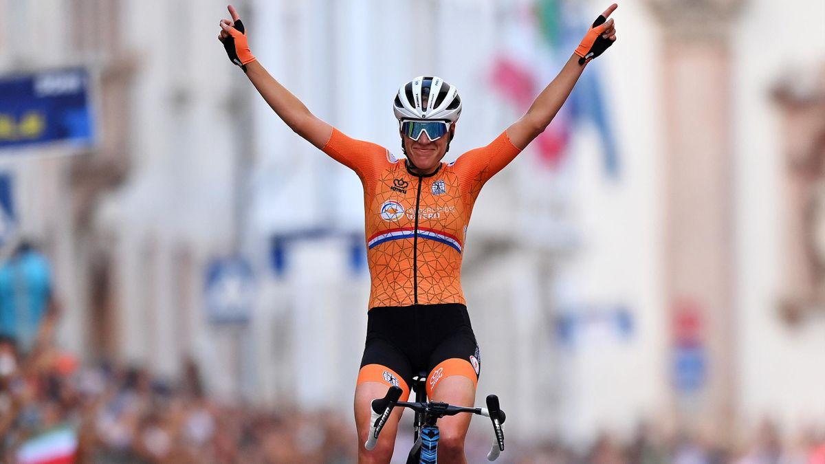 A csütörtöki ezüst után szombaton aranyat nyert Hollandiának Van Dijk