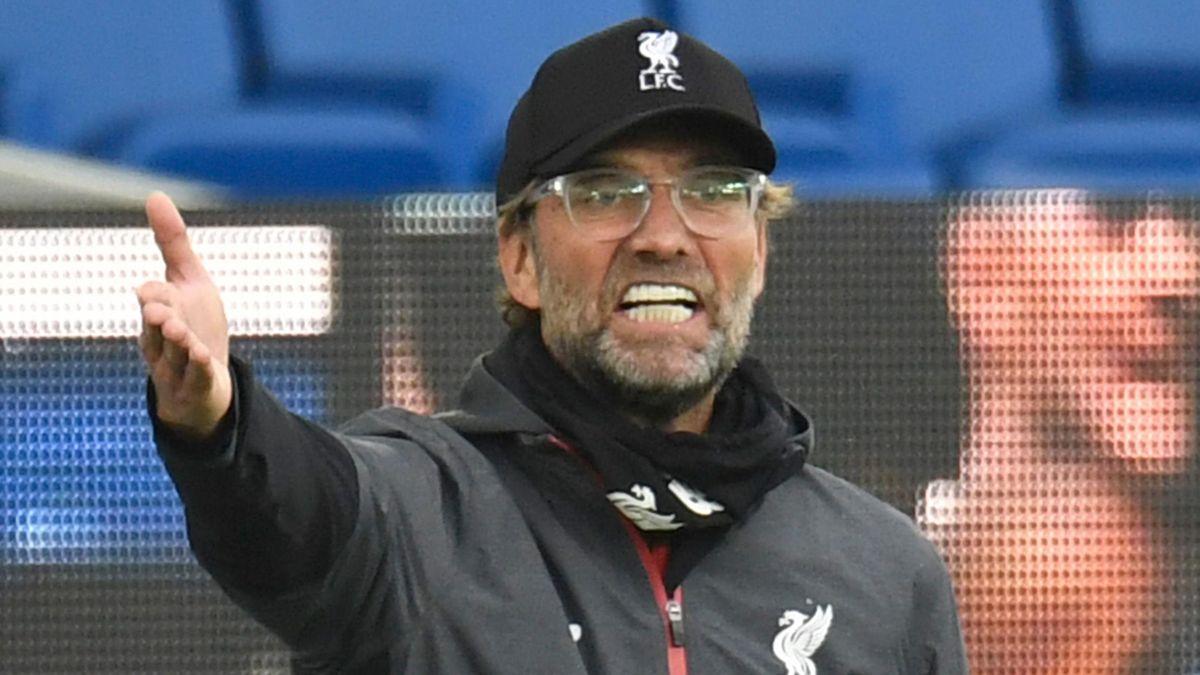 Jurgen Klopp a recunoscut că Liverpool nu a fost destul de inteligentă cu Everton