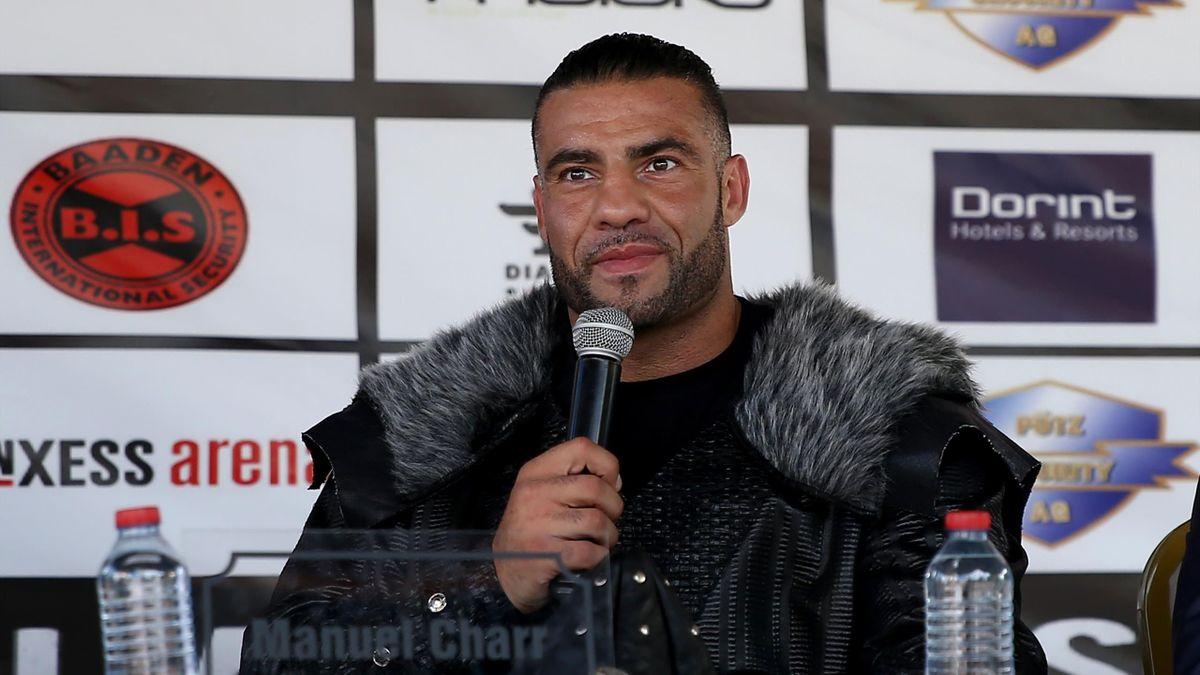 Mahmoud Charr steht vor die Rückkehr in den Ring