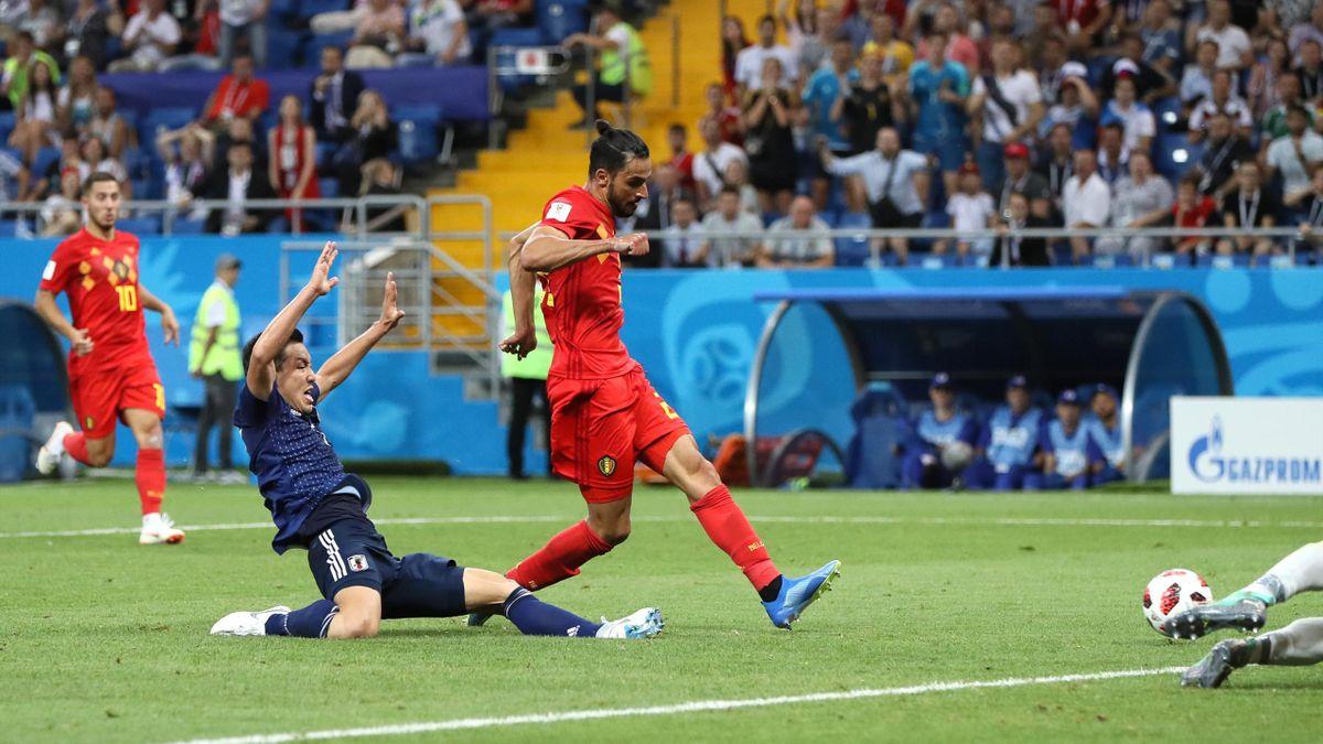 Nacer Chadli (Belgien vs. Japan)