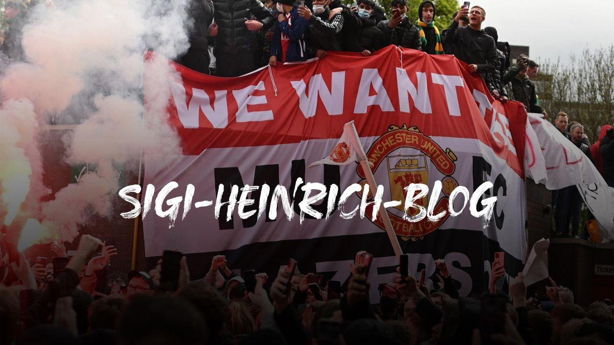 Sigi-Heinrich-Blog zu den Protesten von Manchester