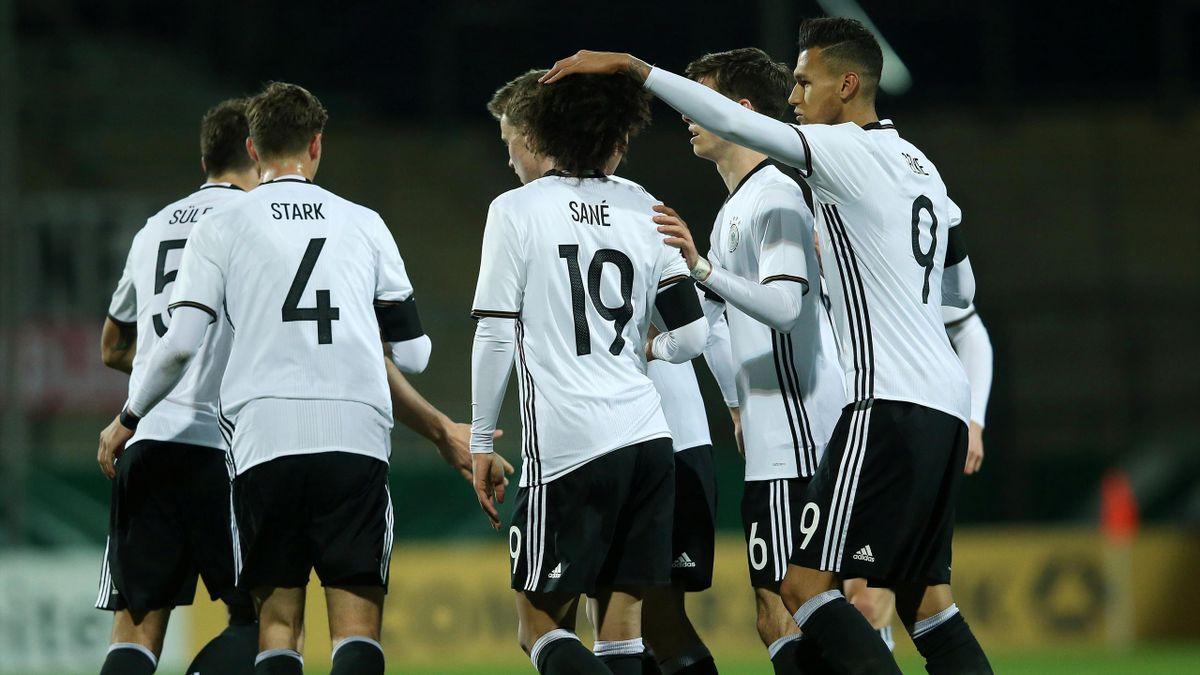 Die Siegesserie der deutschen U21 reißt nicht ab
