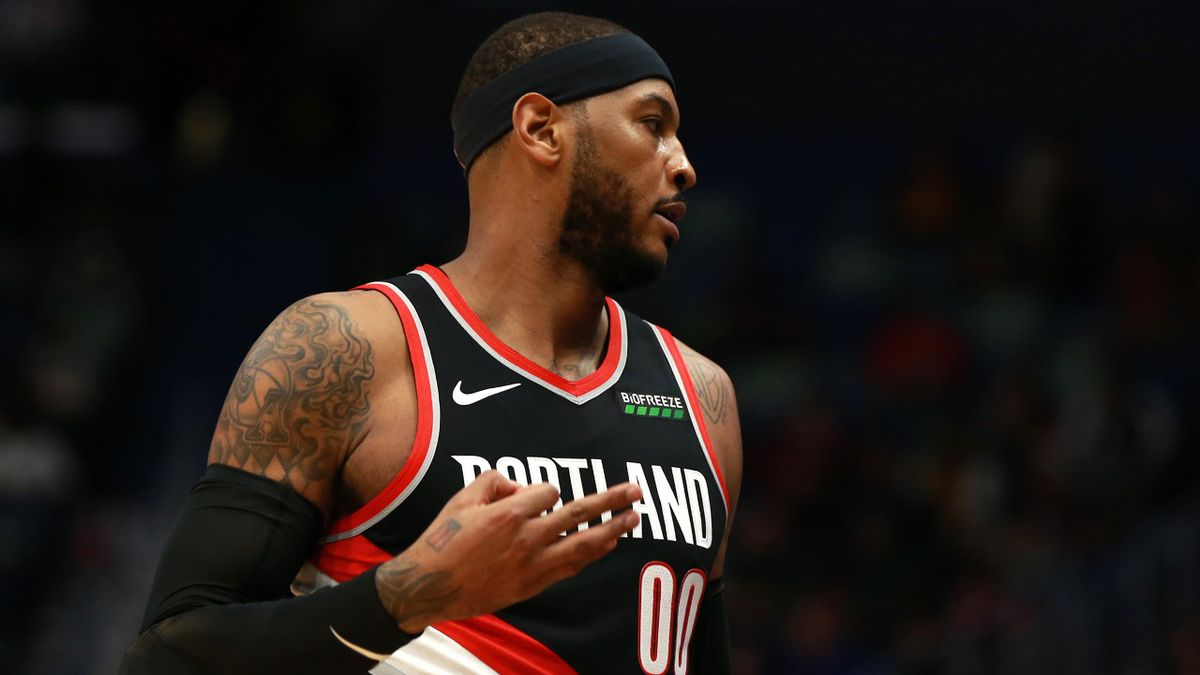 Carmelo Anthony (Portland)