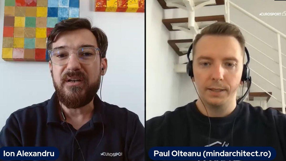 ETalks cu Ion Alexandru și Paul Olteanu