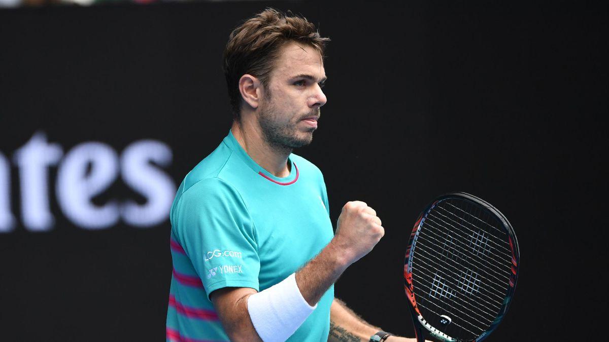 Stan Wawrinka - Open d'Australie 2017