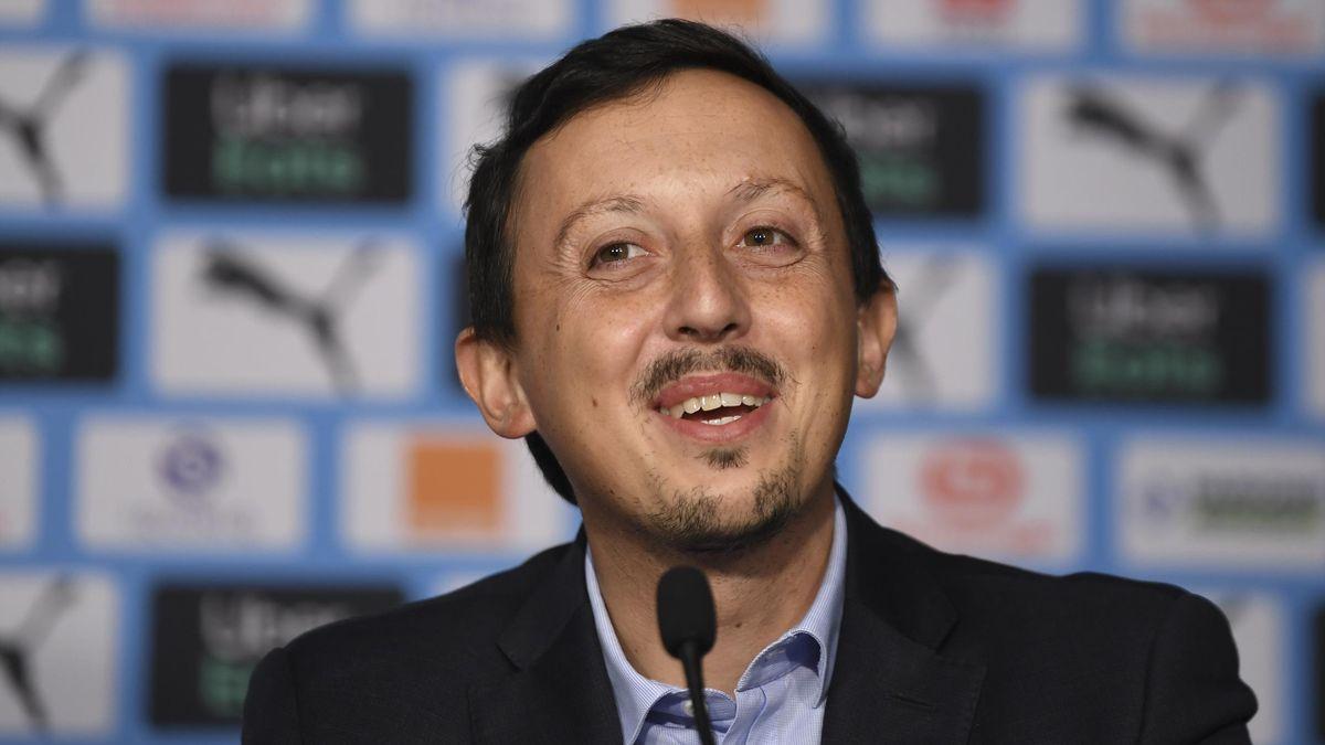 Pablo Longoria (OM)