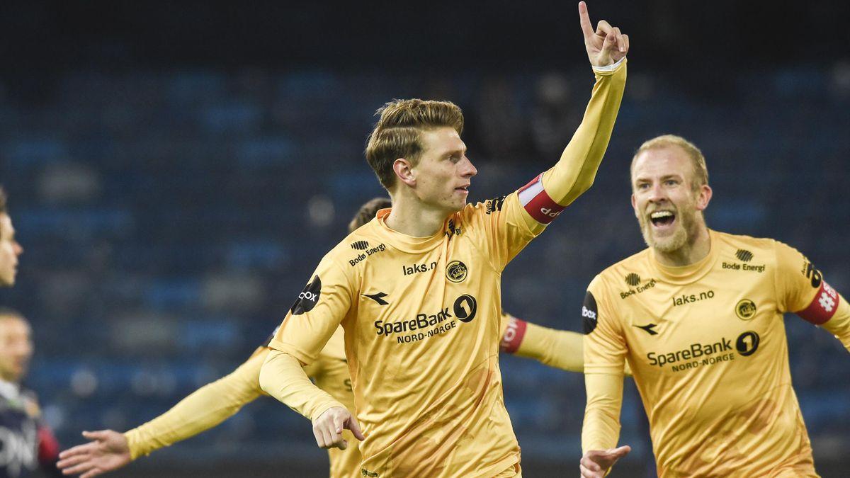 Kasper Junker og Vegard Leikvoll Moberg