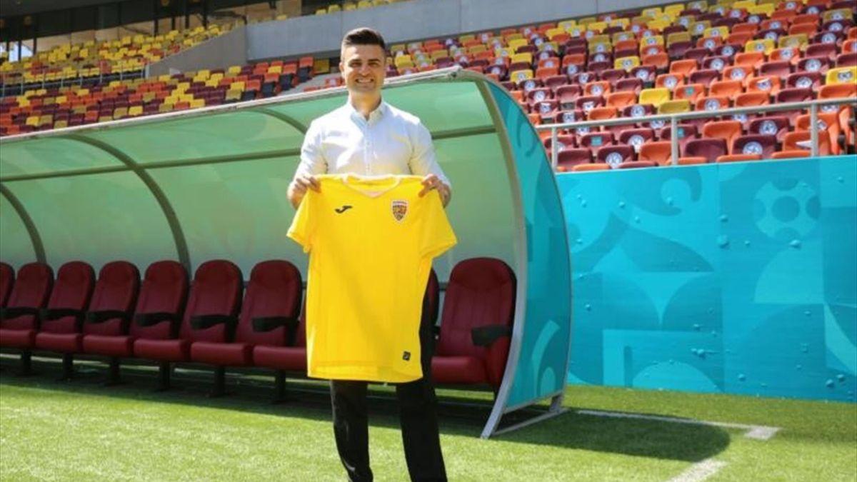 Florin Bratu, noul selecționer al naționalei U21