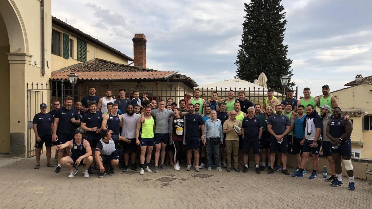 Benetton Treviso a Maiano 2018