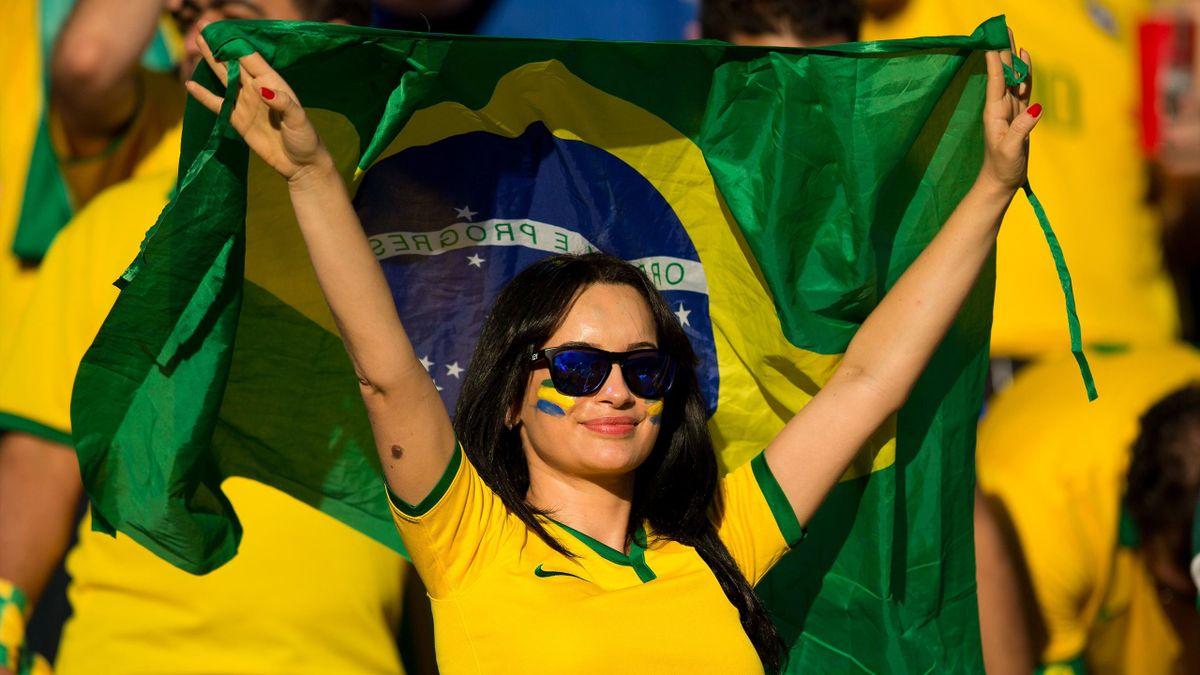 Brasil fan, 2014