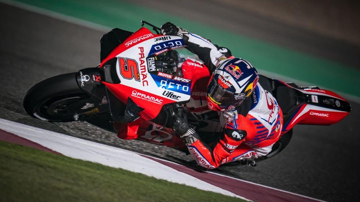 Johann Zarco (Ducati Pramac) au Grand Prix du Qatar 2021