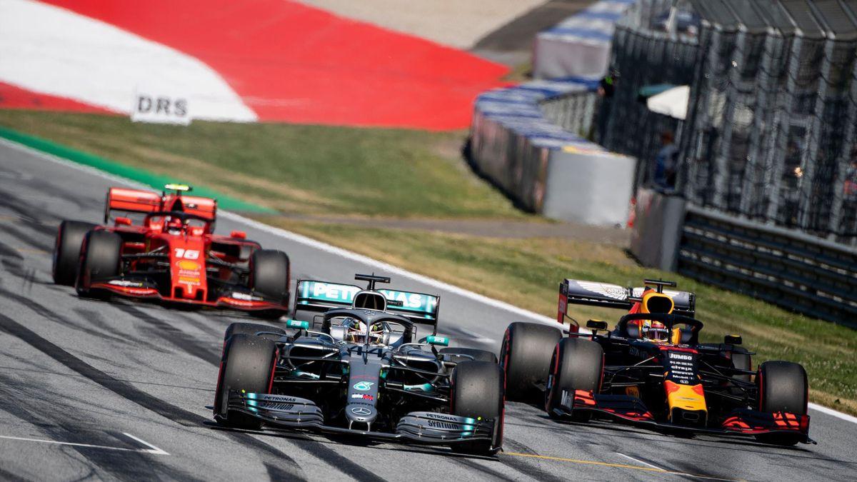 Formula 1 revine pe 5 iulie, cu Grand Prix-ul Austriei
