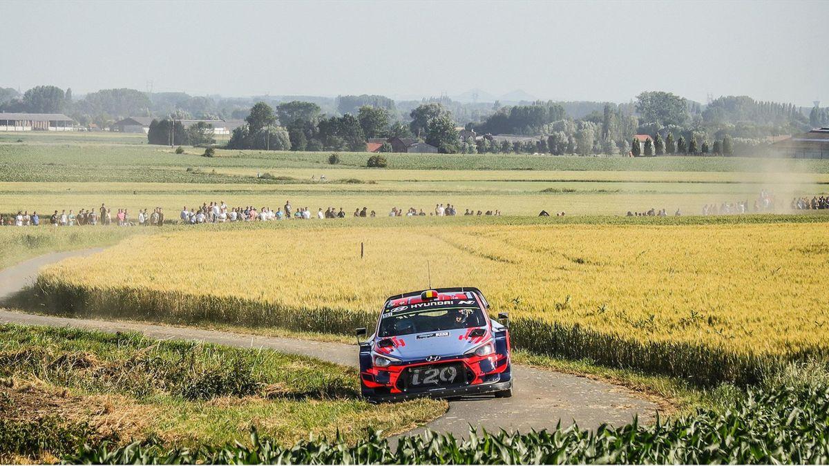Le Rallye d'Ypres intègre le calendrier 2021.