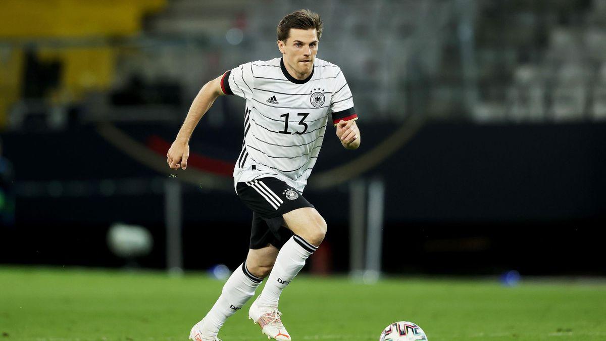 Jonas Hofmann im Trikot der deutschen Nationalmannschaft