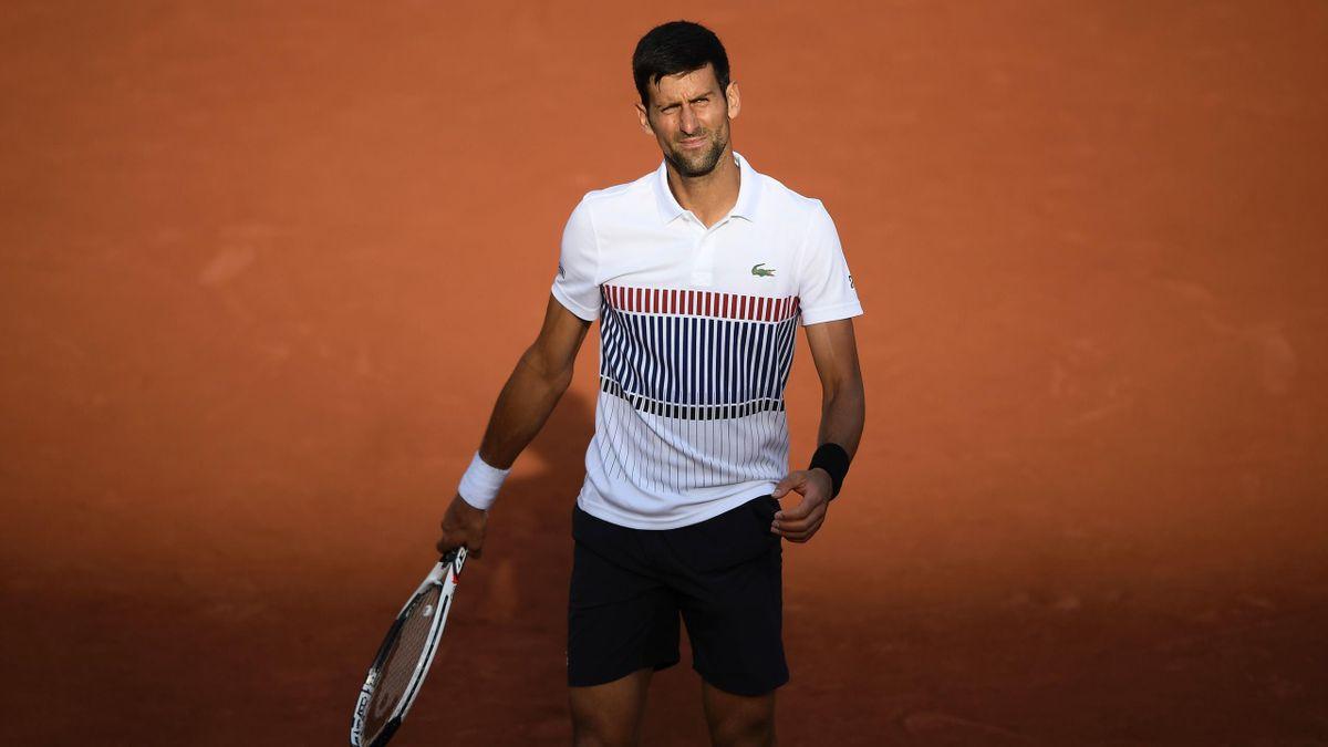 """Novak Djokovic, criticat aspru de președintele ATP după scandalul """"COVID-19"""""""