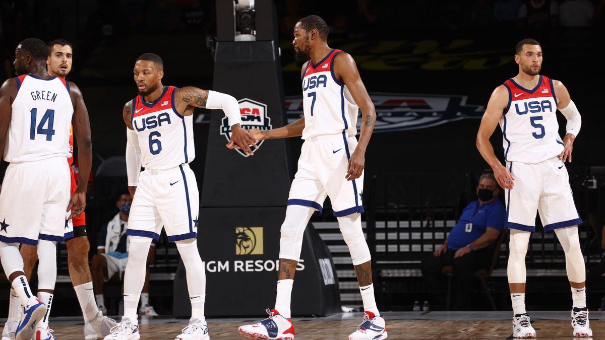 Dream Team Tokyo 2020 Basketball