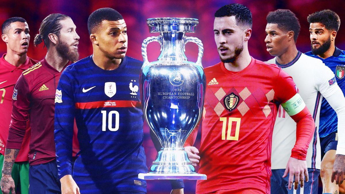 Qui sont les favoris de l'Euro ?