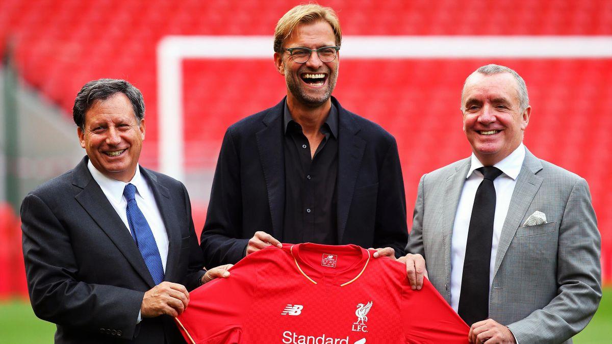 Jürgen Klopp - 2015 - FC Liverpool