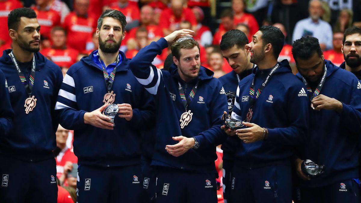 Les Bleus du handball ont décroché le bronze au Mondial 2019.