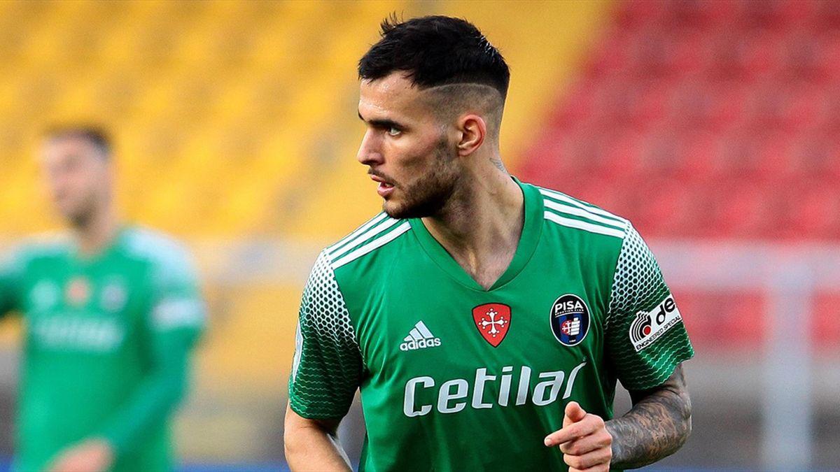 Marius Marin impresionează la Pisa, în Serie B