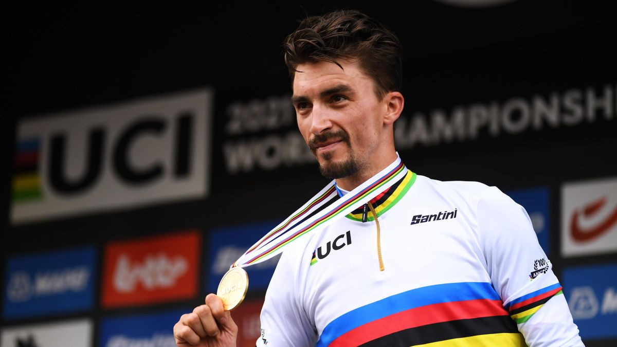 Weltmeister Julian Alaphilippe