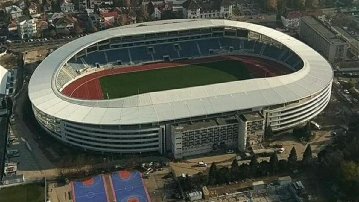 Stadion Pandurii Târgu Jiu