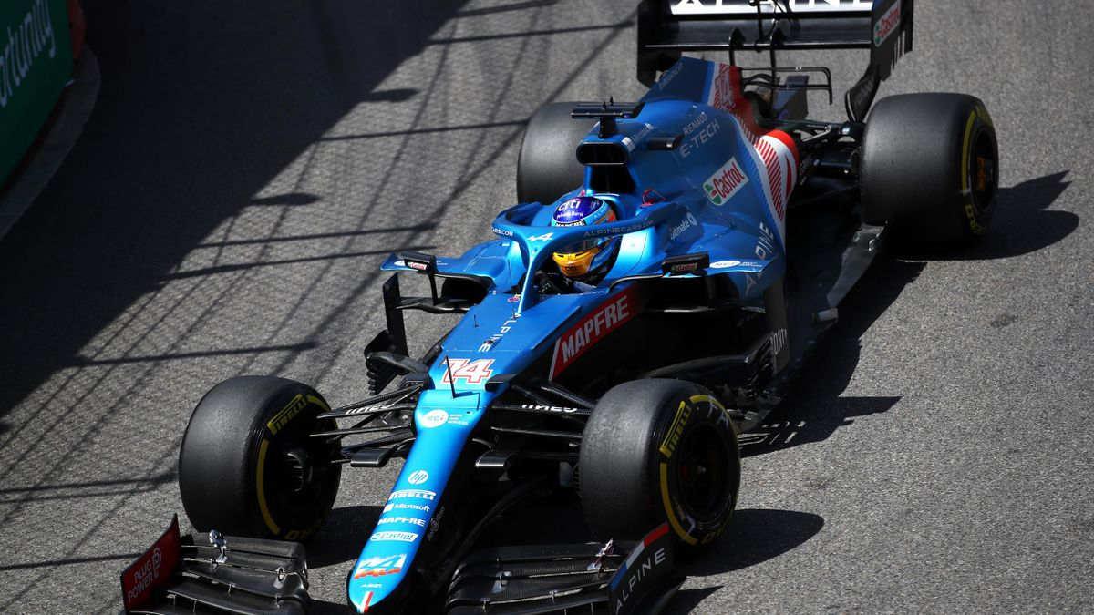 Fernando Alonso Monaco GP