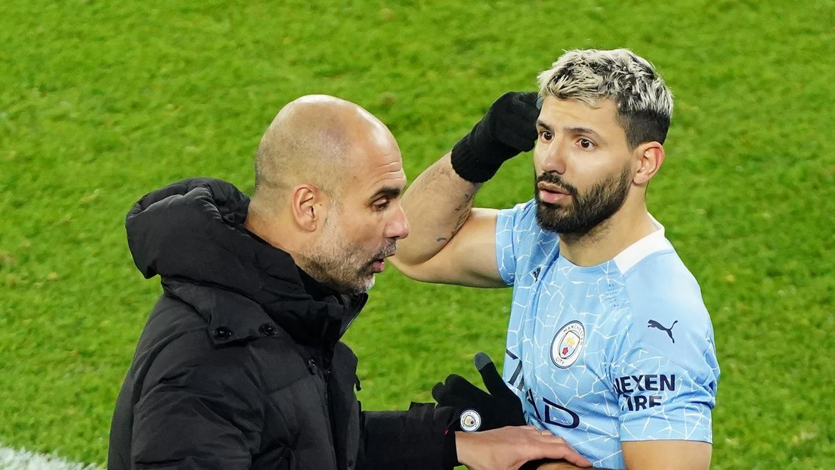 Aguero to leave? Guardiola accepts some Man City stars may leave