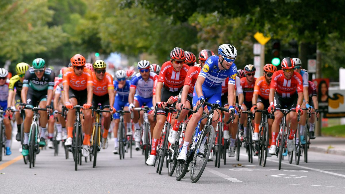 Grand Prix Cycliste in Quebec