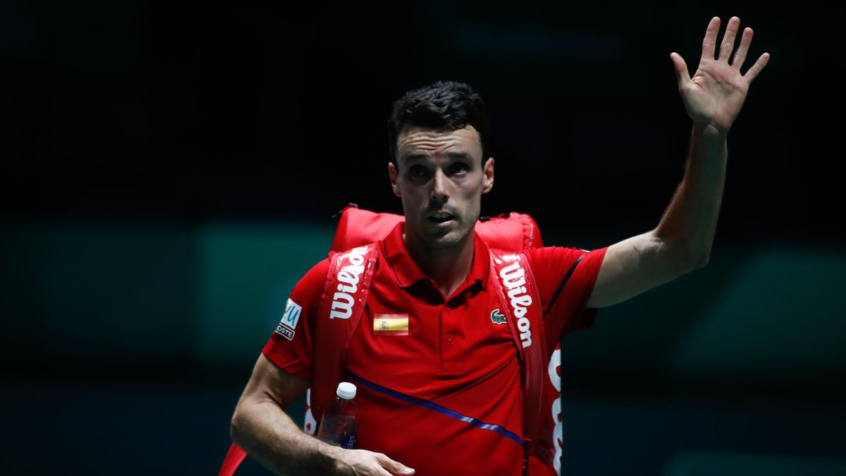 Roberto Bautista Agut - Davis Cup