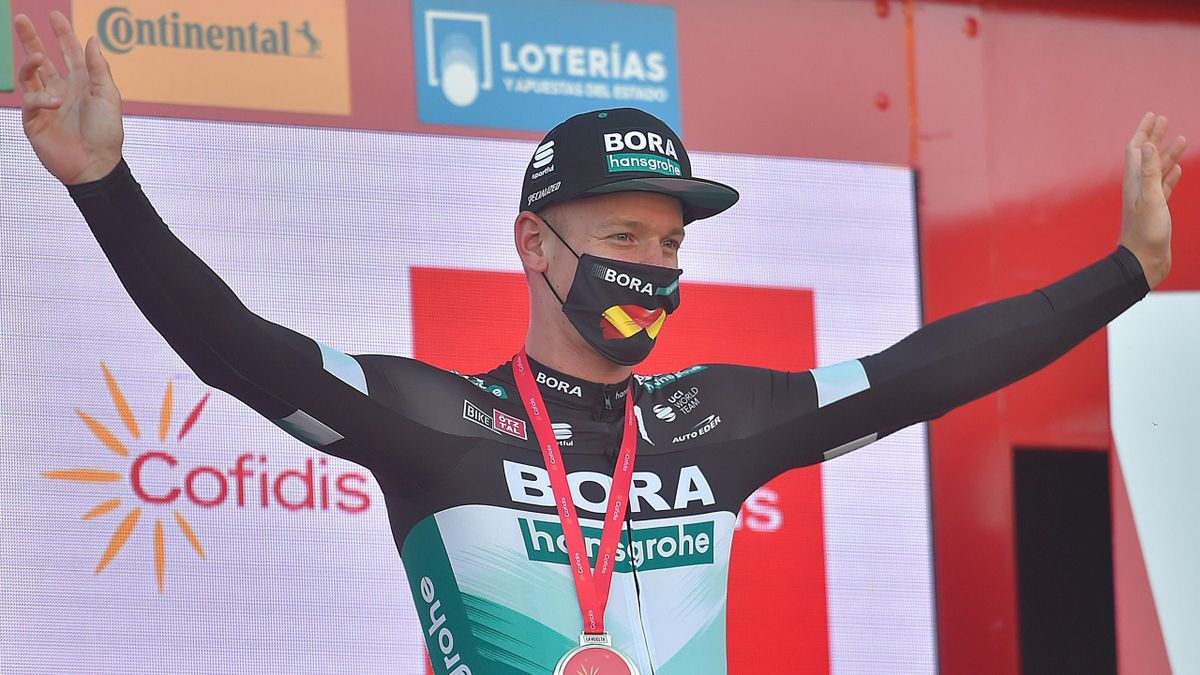 Pascal Ackermann - Sieger der 9. Etappe der Vuelta