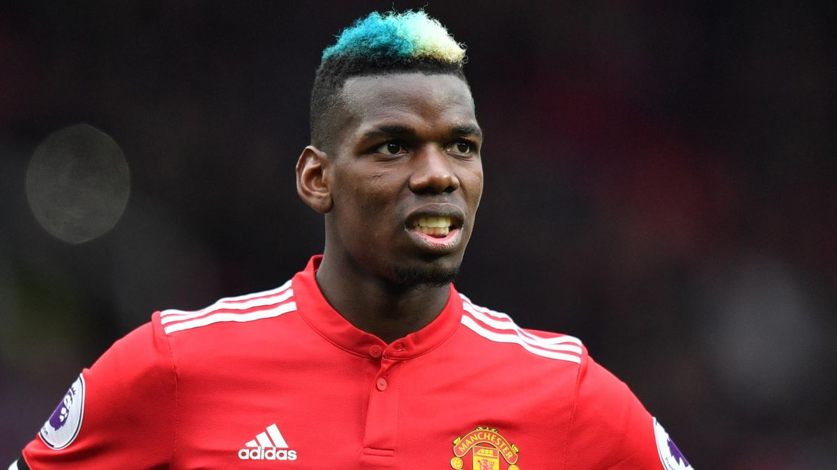 Paul Pogba's tweet certainly raised an eyebrow ahead of the Manchester derby (Anthony Devlin/PA)