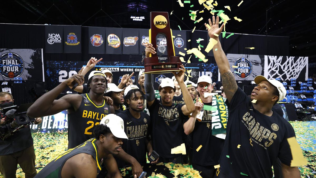Baylor campione NCAA 2021