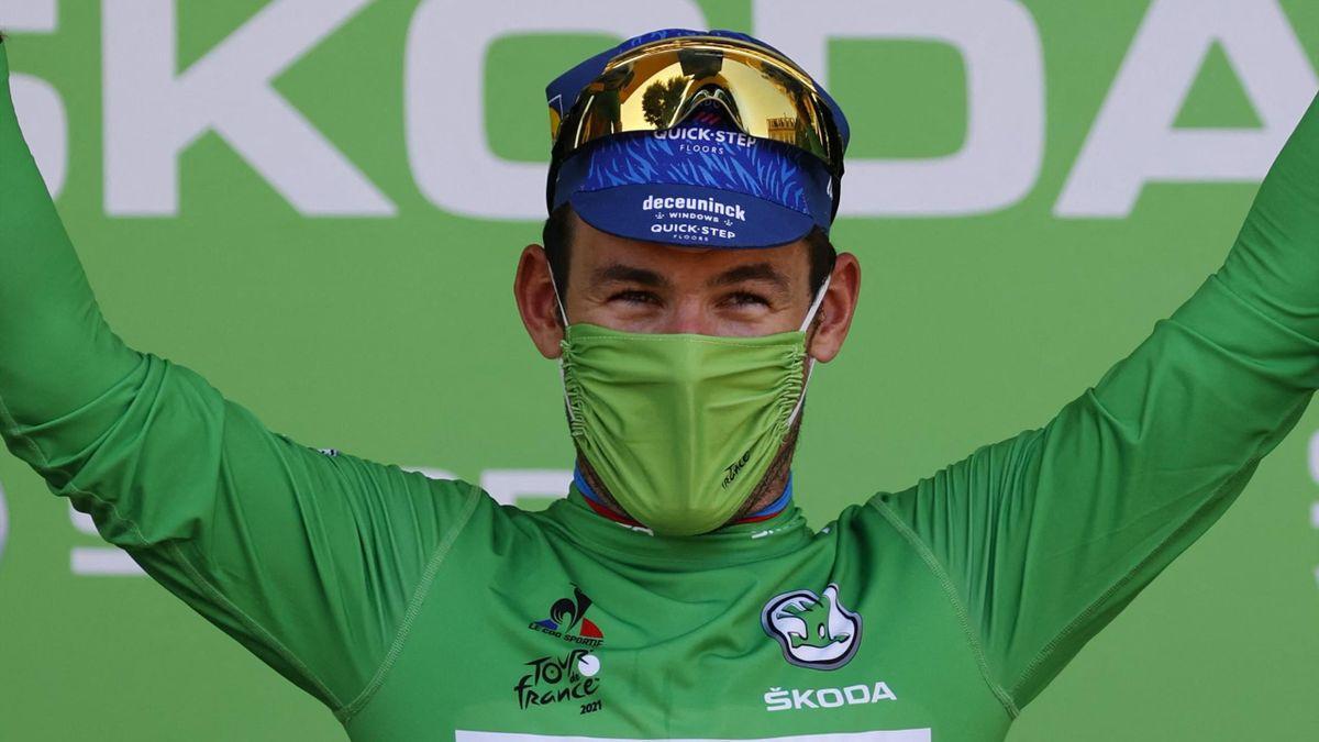 Cavendish beállította Merckx rekordját