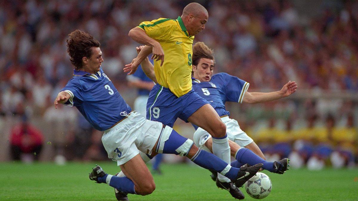 Ronaldo, Cannavaro, Maldini