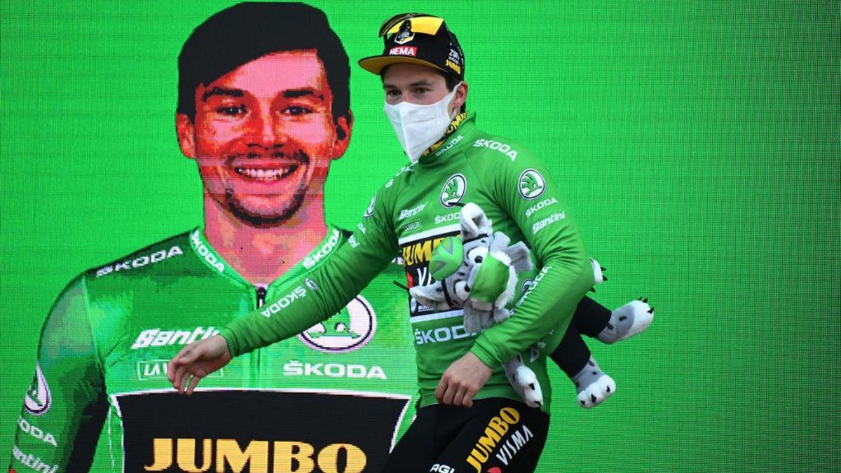 Primoz Roglic - Vuelta 2020, stage 7 - Getty Images