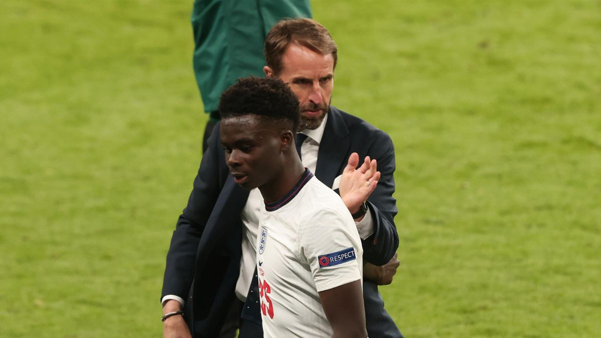 Southgate has big headache - he didn't expect Saka and Grealish to be so good!