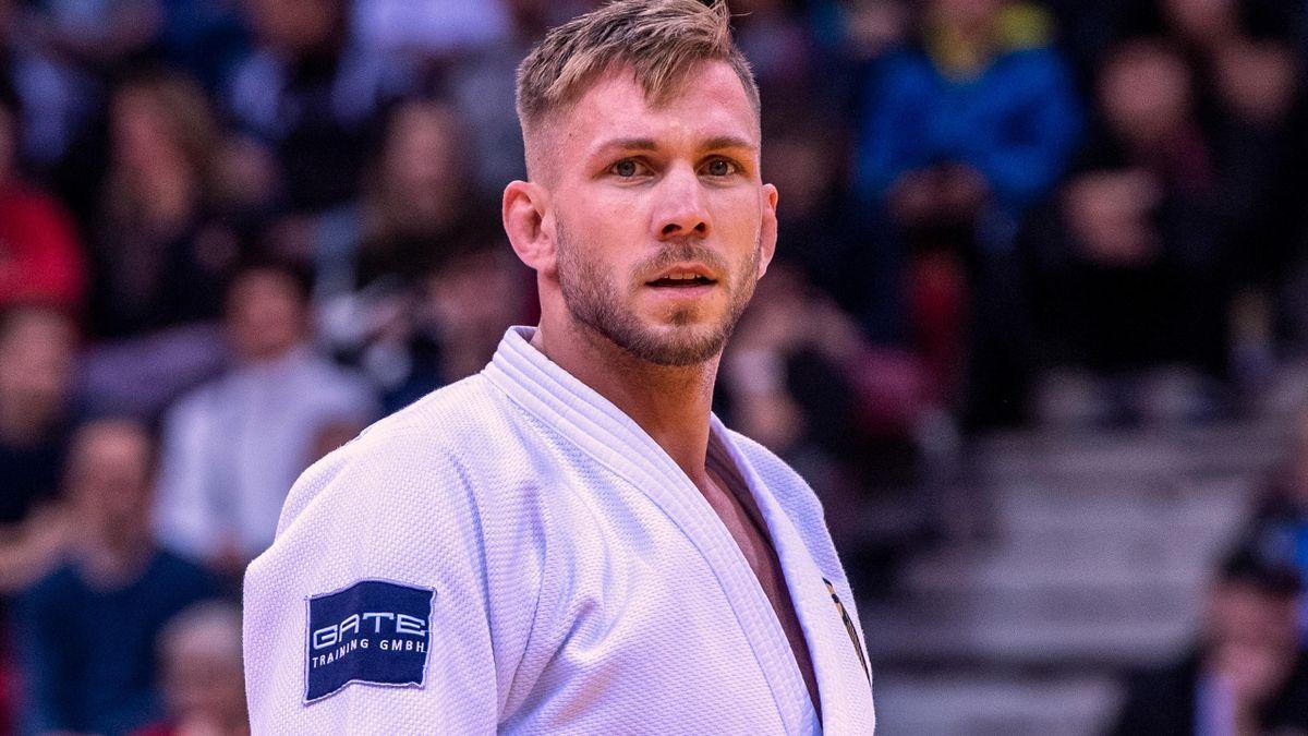 Dominic Ressel (2020 Düsseldorf Judo Grand Slam)