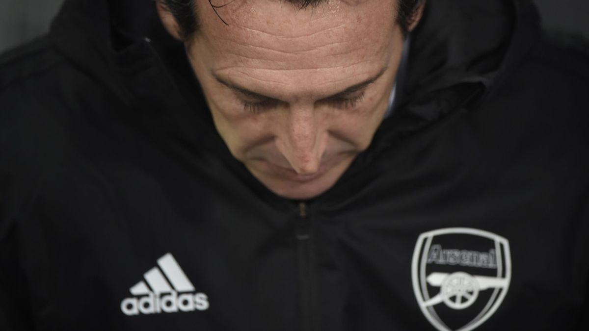 Unai Emery, Arsenal head coach