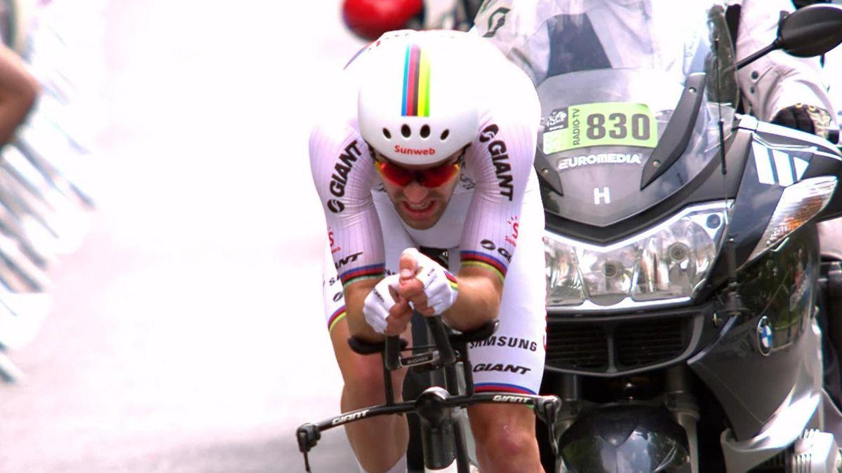 Tour de France : Dumoulin's highlights