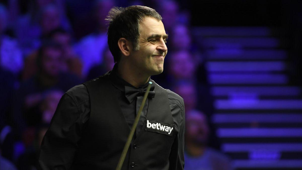Demnächst womöglich im Dschungelcamp zu sehen: Snooker-Weltmeister Ronnie O'Sullivan